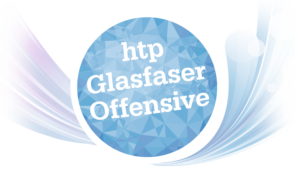 Glasfaser Offensive